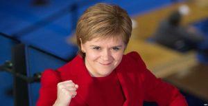پارلمان اسکاتلند به رفراندوم مجدد استقلال از بریتانیا رای مثبت داد