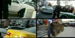 ویدئو اعتراض به رقص کوردی با لباس پ ک ک در اورمیه