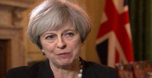 ترزا می: با درخواست همهپرسی استقلال اسکاتلند مخالفت میشود