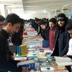 پایان کار نماشگاه کتب تورکی در دانشگاه اورمیه