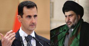 هشدار مجدد مقتدی صدر به بشار اسد