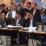 احمدی نژاد: توصیه خامنهای مانع حضورم در انتخابات نمیشود
