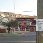 دیوار نویسی و اعتراض به ادعای دروغین ارامنه در اورمیه + تصاویر
