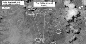 تهدید آمریکا از جانب ایران و روسیه