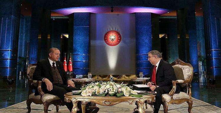 اردوغان : ایران به دنبال توسعه طلبی مبتنی بر  ملی گرایی فارسی است ولی در ایران ترکها هم هستند + ویدئو