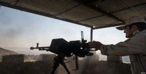 ۱۰ کشته در درگیری نیروهای مرزبانی با افراد مسلح در بلوچستان