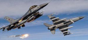جنگندههای تورکیه مواضع تروریستها در شمال عراق را منهدم کردند