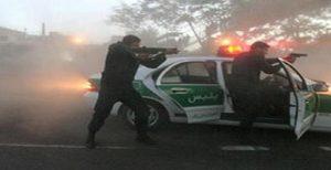 دو کودک در جریان تعقیب و گریز ماموران انتظامی در زاهدان کشته شدند