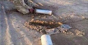 خنثی سازی تله انفجاری پژاک در شهرستان اورمیه