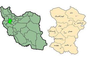 نگاهی اجمالی به مناطق تورکنشین همدان