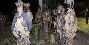 آمریکا گروه تروریستی ی.پ.گ را تجهیز کرد