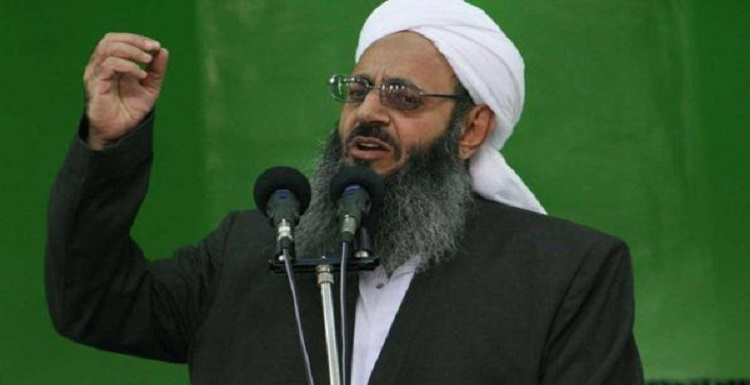 امام جمعه اهل سنت زاهدان: تبعیض قومی و مذهبی در ایران خلاف عدالت است