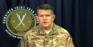 گاف دادن فرمانده آمریکایی: «متفق ما پ ک ک …»