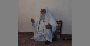 مولوی عبدالغنی شاهوزهی از روحانیون اهل سنت توسط سپاه در پاکستان ترور شد