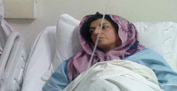 نرگس محمدی تحت عمل جراحی قرار گرفت