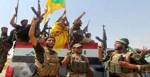 همکاری نیروهای تحت حمایت ایران با تروریستهای پکک در عراق