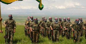اعراب سوریه: درمقابل زیادهخواهی و ظلم گروه مسلح «پ.ی.د» خواهیم ایستاد