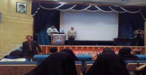 سخنرانی میلاد بالسینی دانشجوی هویتگرای دانشگاه مراغه از تبعیضها علیه آزربایجان