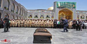 دفن همسر امام جمعه مشهد در قبر ۷۰۰ میلیون تومانی!