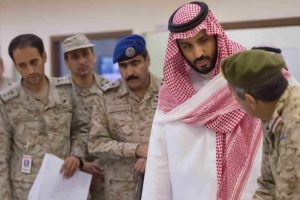 ولیعهد سعودی مذاکره با ایران را رد و ادعا کرد جنگ را به ایران خواهد...