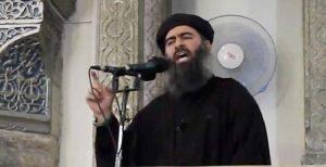 تلویزیون سوریه: ابوبکر بغدادی در حملات هوایی رقه کشته شد