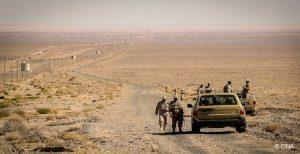 تیراندازی یک گروه مسلح از داخل خاک پاکستان به نیروهای سپاه قدس