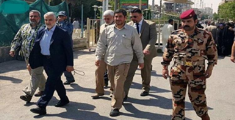 تلاش سپاه برای ایجاد حزباللهی دیگر به نام حشدالشعبی در عراق