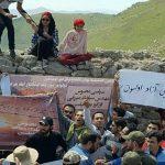 اسامی فعالین دستگیر شده در تجمع قلعه بابک