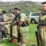 تایید مرگ هشت تن از تروریست های حزب دموکرات کردستان ایران