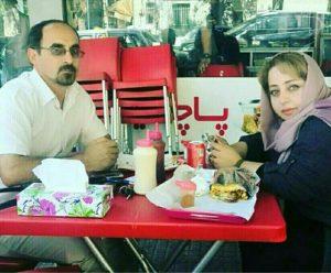 دکتر لطیف حسنی به مرخصی ۵ روزه اعزام شد