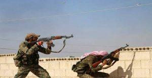 رژیم بشار اسد بار دیگر به مناطق تورکمننشین سوریه حمله موشکی کرد