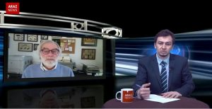 برنامه رپورتاژ؛ رفراندوم و حق تعیین سرنوشت ملل در ایران؛ گفتگو با احمد رافت