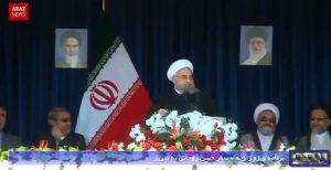 گزارش تلویزیون آرازنیوز از سفر روحانی به تبریز