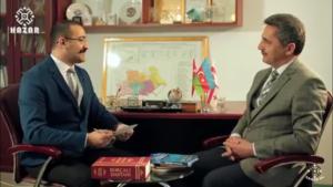 بورچالی جمعیتی باشقانی زلیم خان محمدلی ایله مصاحبه