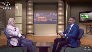 آزربایجان کولتور درنگی باشقانی ( آنکارا) سایین جمیل اونال ایله مصاحبه
