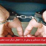 ۱۴ فعال تورک دستگیر و بیش از ۱۰ فعال دیگر تحت تعقیب قرار گرفتند