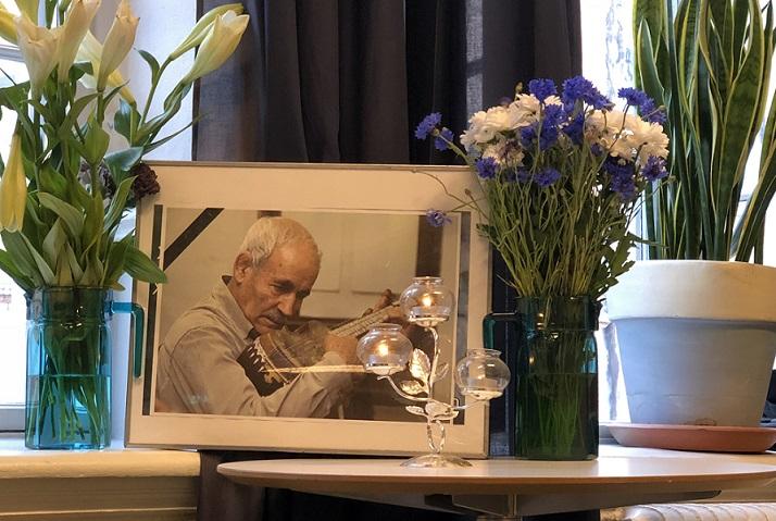 """مراسم بزرگداشت یاد و خاطره ی """"حسن آغا آذربایجان""""+ تصاویر"""