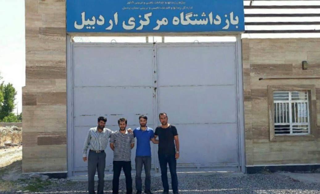 آزادی اکثر بازداشت شدگان مراسم قلعه بابک/ بیخبری از وضعیت لسانی، نوری و نیکروان