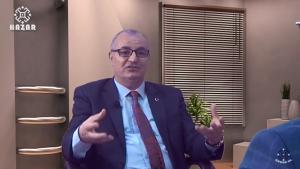 کرکوک کولتور درنگی باشقانی سایین شمس الدین کوزه جی ایله موصاحبه