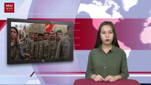 بولتن خبری تحلیلی هفته به زبان روسی – ۱۳ آبان