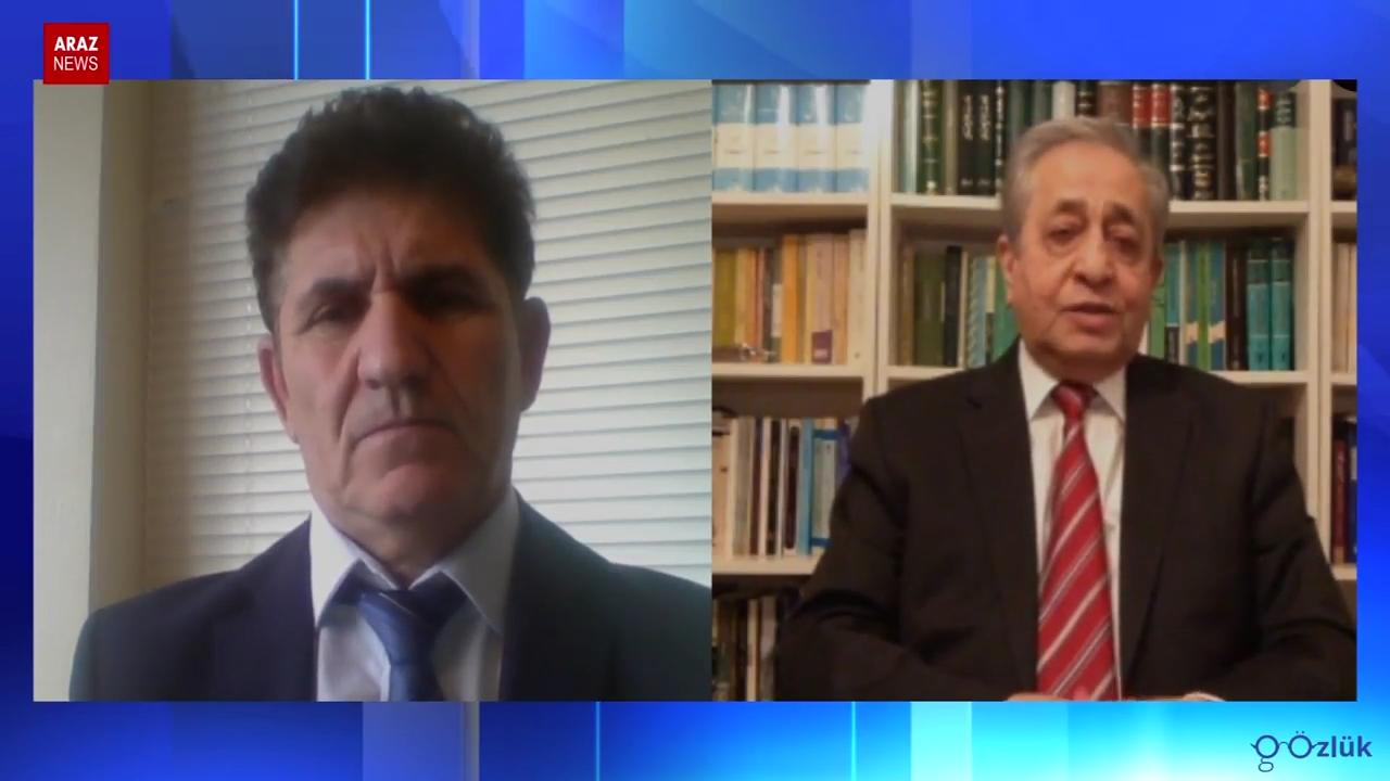 《شورای مدیریت دوران گذار》حاققیندا سایین حسن شریعتمداری ایله مصاحبه