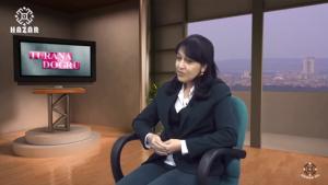 اوزبکستانلی شاعیر دیلارا تولیاقانووا ایله سویله شی