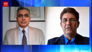 مصاحبه با آقای ناصر بلیده ای سخنگوی حزب مردم بلوچستان