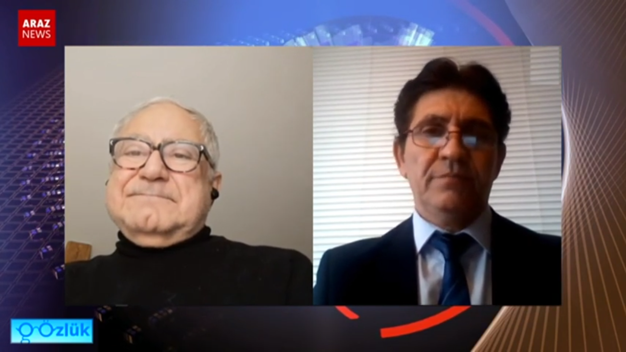 گفتگو با آقای شهریار آهی عضو کمیته هماهنگی شورای مدیریت دوران گذار