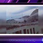 پشتیبانی رسانه های فارسی از سرکوب تماشاگران تراختور آزربایجان
