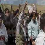 خرداد قیامی نین ایل دونومونده قورتولوش و اوزگورلوک روحو؛ تبریز بازاریندا یانغین؛ آزربایجان اویرنجی گونو؛