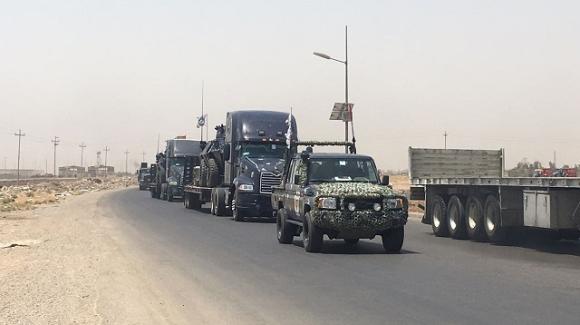 نگرانی نمایندگان کرد در مجلس عراق از ورود نیروهای پلیس به کرکوک