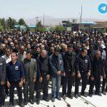 فعالین ملی بازداشت شده در مراسم خاکسپاری عزیز پورولی آزاد شدند