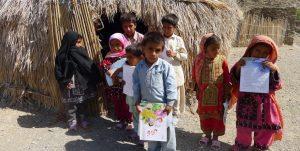 بیش از ۱۰۰ هزار کودک در سیستان و بلوچستان از تحصیل بازمانده اند