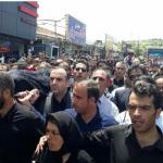 امتناع ارگانهای امنیتی از تحویل وسایل شخصی بازداشتشدگان در مراسم...